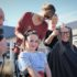 Locks chopped off for cancer
