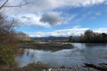 River plan up for critique