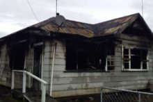 Community helps out family after house fire
