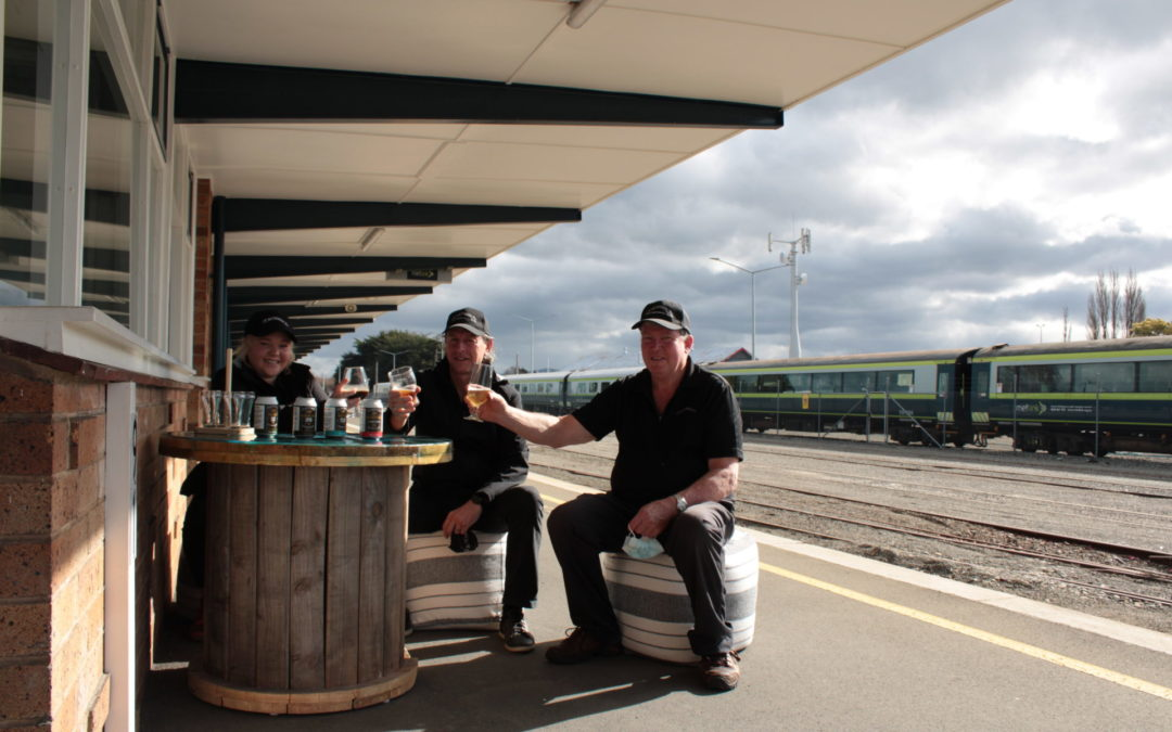 Setting the bar high for trainspotters