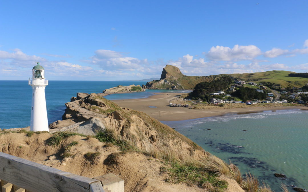 Castlepoint knotches up record gust