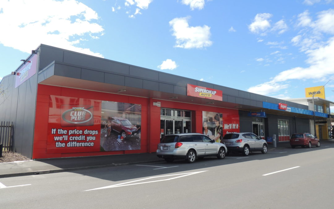 Supercheap back in business on Saturday