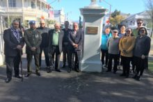 One hundred years of memorial gates marked